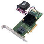 Adaptec Raid 7805Q With Maxcache 3.0, Sas/sata, 8port, Low Profile Md2 - Single