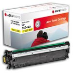 Toner Cartridge Yellow 7300 Pages (ce742a)