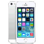 iPhone 5s 16GB Silver (white)