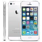 iPhone 5 4G 64GB 4in iOS White - Refurbished With 1 Year Warranty