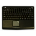 Touch Mini Keyboard With Built In Touchpad (black) USB Qwerty US