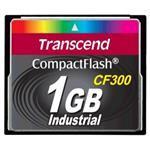 Transcend 1GB Compact Flash Card 300x