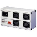 Isobar Surge Suppressor 4 Iec-320 C13 Output Receptacles 2m Cord 220/240vac