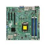 Motherboard X10slh-f LGA1150 C226 DDR3 2x GBe