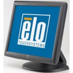 LCD Desktop Touchmonitor LCD 17in 1715l Intellitouch Dual Serial/USB 1280x1024 Dark Gray