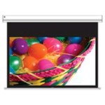 Projector Screen Motorised 106in With A 16:9 Aspect Ratio 1.0 Gain