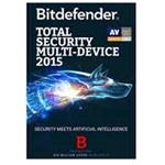 Bitdefender Total Security Multi-device 2015 5-devices 3 Year (ESD)