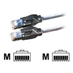 S/stp Cable Cat6 1m Gray Haloge