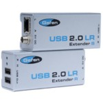 USB 2.0 Extender Over Cat5 Upto 100m