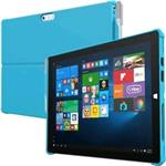 Feather [hybrid] Co-molded Rugged Case For Microsoft Surface Pro 4 - Blue