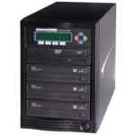 Dvd Duplicator 1 To 3 24x Lightning Fast Copies Of Dvds & Cds
