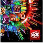 Creative Cloud For Teams - All Apps All Mlp Eu English Lic Subsc Renewal Monthly Level 1 1 - 9