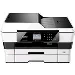 Mfc-j6720dw Professional Series Inkjet With Full 11x17in Capability And Dual Paper Trays