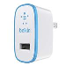 Wall Charger Blue 2.1 Amp