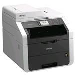 Mfc-9140cdn High Speed All-in-one Colour Printer With Duplex And Fax