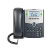 Ip Phone 8-line With Display Poe And Pc Port