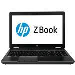 HP ZBook 15 Core i7-4800MQ / 16GB 256GB 15.6in FHD DVD+/-RW Win8 Pro/Win7 Pro Azerty
