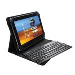 Keyfolio Pro 2 Universal With Bluetooth Keyboard For Android Tablet - Qwerty