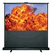 Projector Screen Manual Pull Up 95in 16:10 1.0 Gain/ Matte White