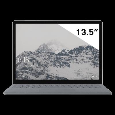 Microsoft Surface Laptop Platinum Color