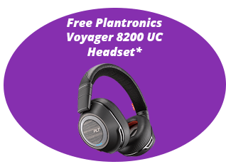 Callout for free plantronics headset