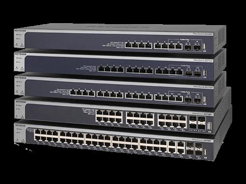 XS7 Smart Managed Switch Series