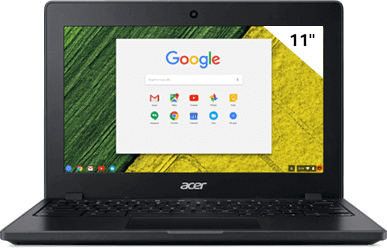 Buy Acer Chromebook 11 from Redcorp