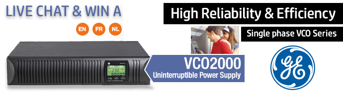 GE's-vco2000