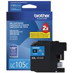 Ink Cartridge Cyan 1200 Pages (lc105c)