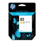 Ink Cartridge No 82 Yellow (69ml)