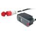It Power Distribution Module 3 Pole 5 Wire 16a Iec309 980cm