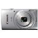 Digital Camera Ixus 145 Hs 16.0mpix 16x Zoomplus 2.7in-lcd Silver