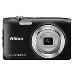 Digital Camera Coolpix S2900 20.1 Mpix 5x Op Zoom 4x Digital Zoom USB 2.7LCD Black