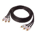 High-quality Component Video + Toslink Optical Audio Cable 2m
