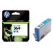 Ink Cartridge No 364xl Cyan With Vivera Ink