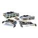 HP 9-Port 10/100 POE DSIC A-MSR Module