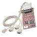 Rocketport Universal PCI Quad Db9 Rohs