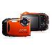 Digital Camera Finepix Xp70 16mpix 5x-optical Zoom 2.7in-lcd USB Orange