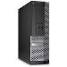 Optiplex 3020 Sf Core i5-4590 / 4GB 500GB 3.5in Hd4600 Dvdrom Win7 Pro / Win8.1 Pro
