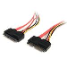 SATA Power And Data Extension Cable 22pin 12in
