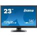 LCD Monitor 23in Prolite X2380HS-B1/ IPS Full HD 1080p 5ms