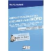 Easily Write Documents With Word