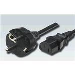 Power Cable 1.8m Standard Black