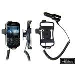 Brodit Active Holder With Swivel Cigarette Plug For Blackberry 9900/9930