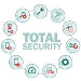Kaspersky Total Security For Business 10-14node 3 Years Bs Licens