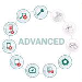 Kaspersky Endpoint Security For Business Advanced Europe Ed. 15-19 Node 3 Year edu renewal lic