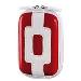 Camera Bag, Hardcase Candy 60H - Red