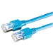 S/ftp Cable Cat5e 0.5m Blue Halo
