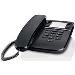 Gigaset Da510 Corded Desk Phone Black