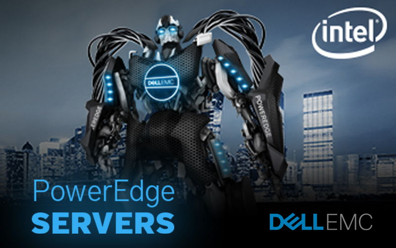 Dell EMC Power Edge Servers